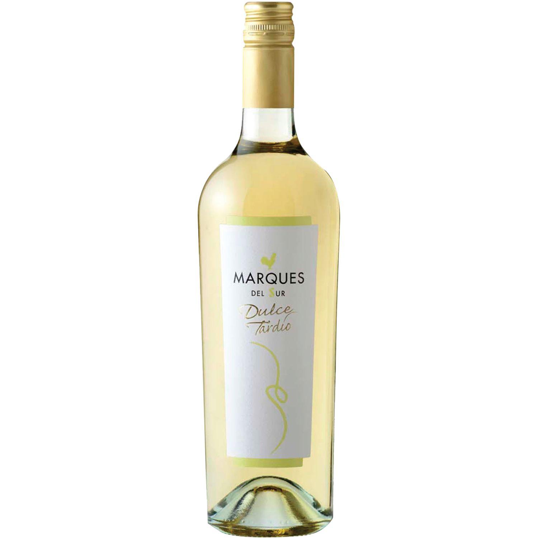 MARQUES DEL SUR Vino Blanco Dulce X 750ml SIN COLOR Blanco