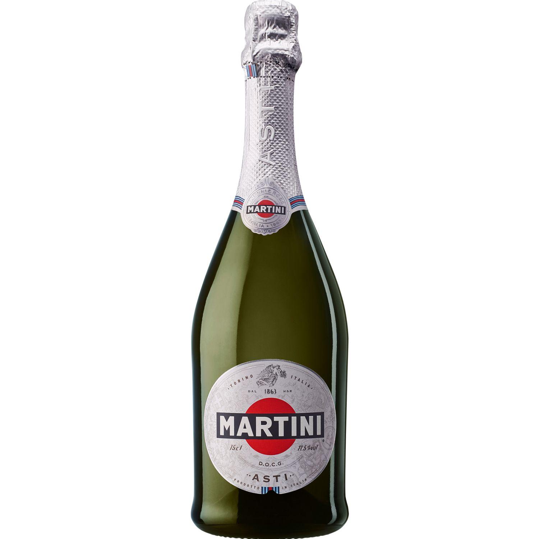 MARTINI Asti X 750ml SIN COLOR Espumante