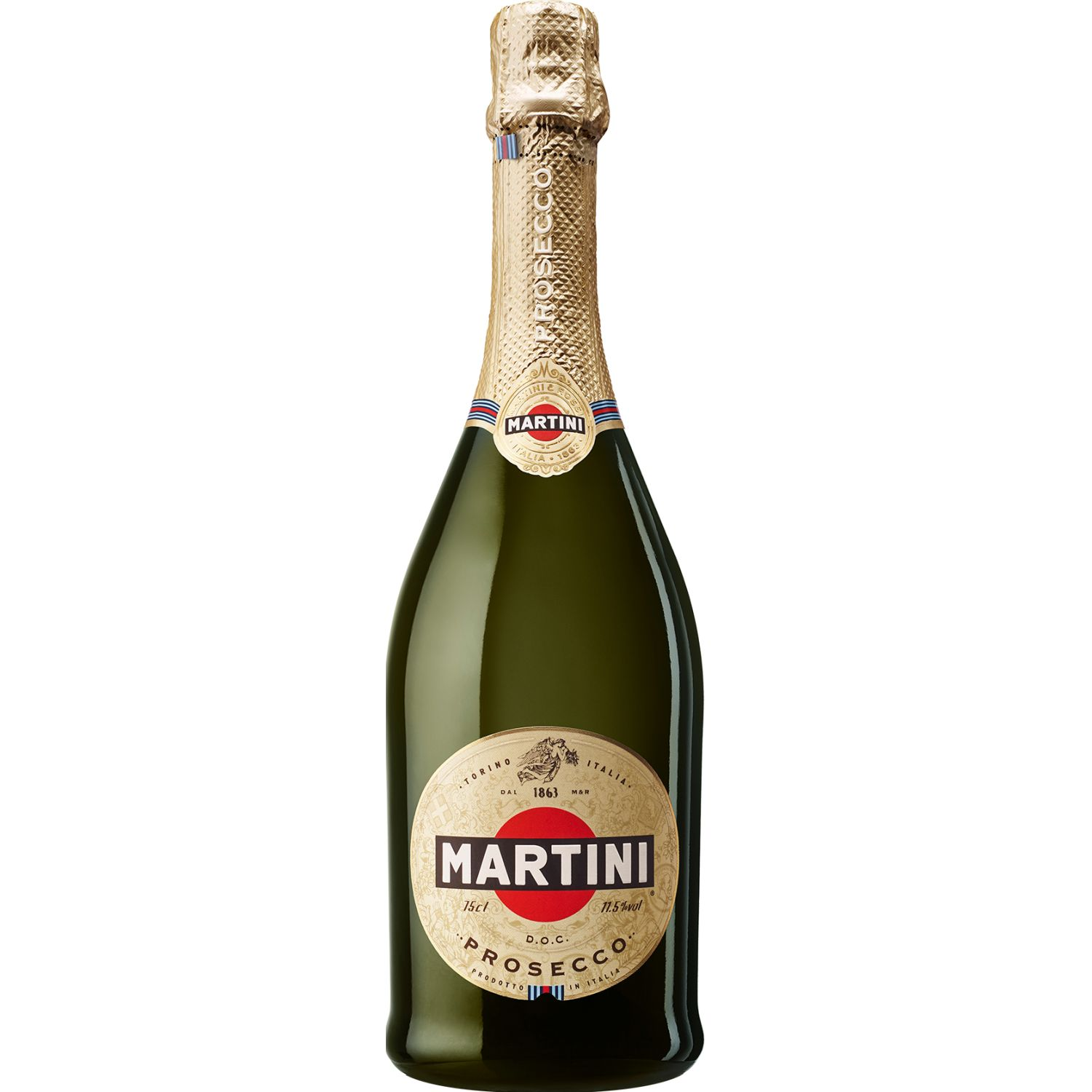 MARTINI Prosecco X 750ml SIN COLOR Espumante