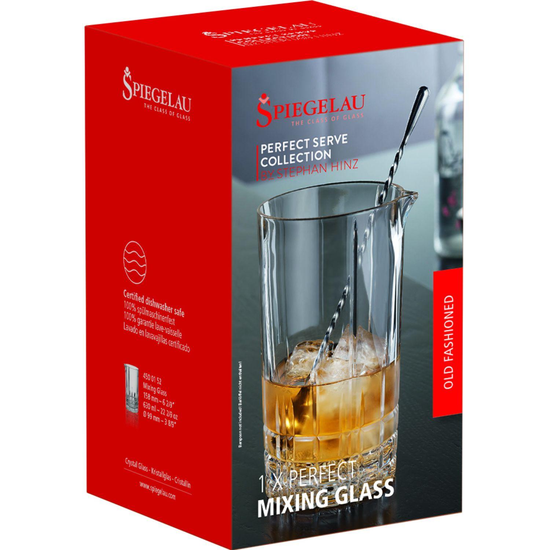 SPIEGELAU Perfect Serve Vaso De Cristal Mixing Glass TRANSPARENTE Vasos para bebidas