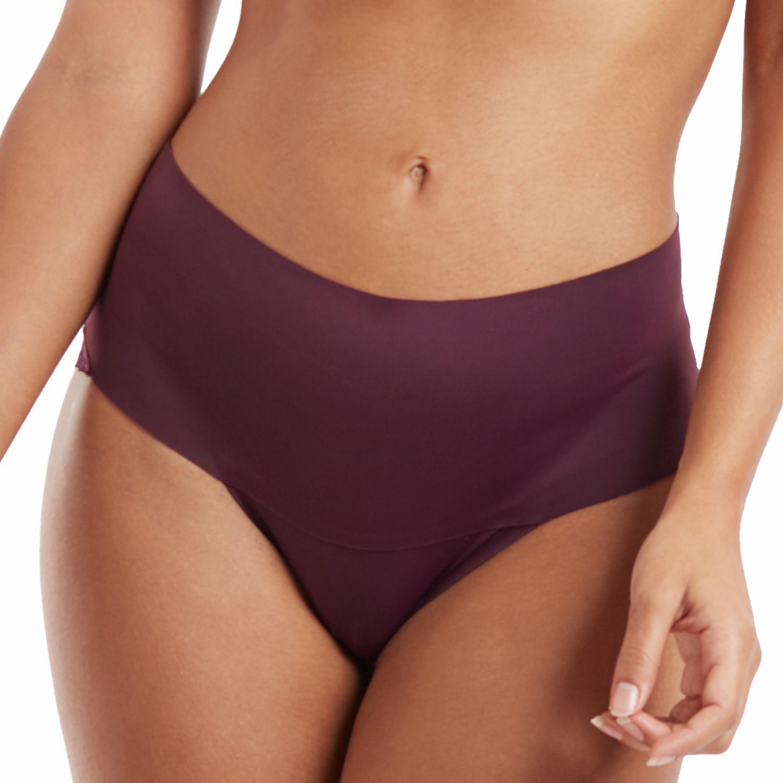 KOKETA LINGERIE CALZON HIGH RISE LADY GRAPE Bikinis