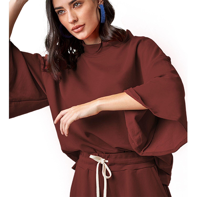 KOKETA Cotton Sweater Kimono