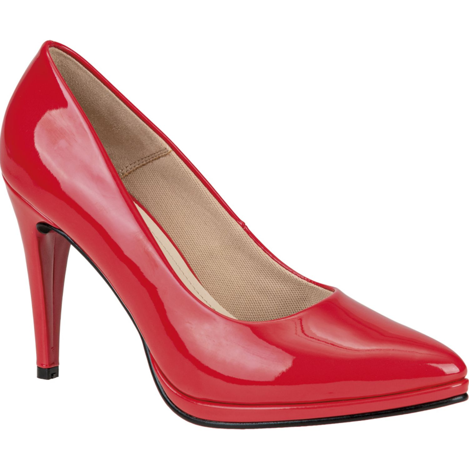 FOOTLOOSE Fh-03i18 ROJO Estiletos y pumps