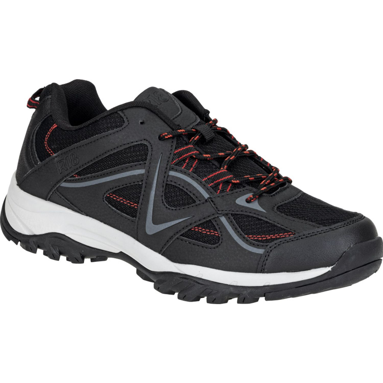 R18 R18-Cd007i19 (39-43) Negro/Rojo NEGRO / ROJO Para caminar