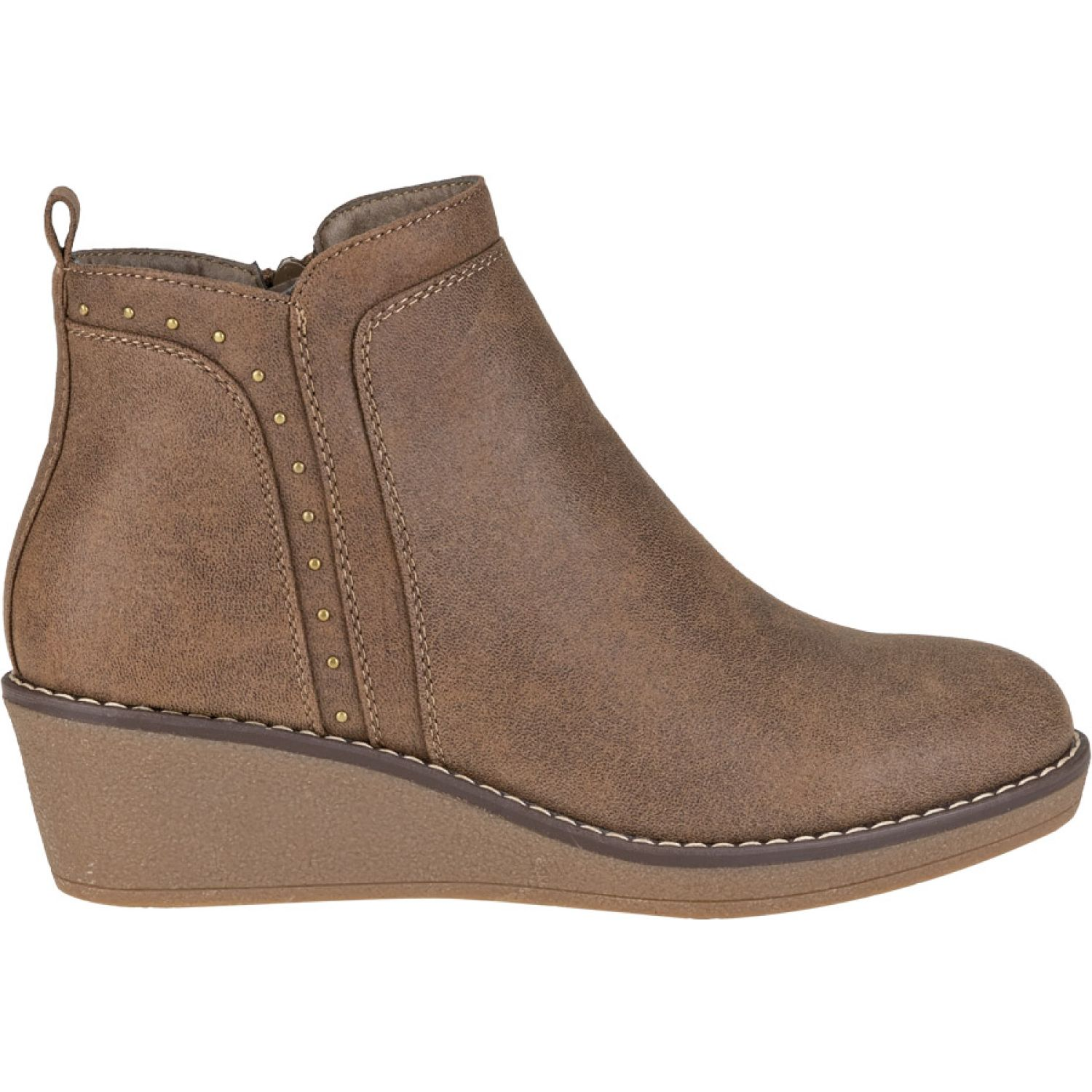 FOOTLOOSE Fch-Qb01i20 TAUPE Botines