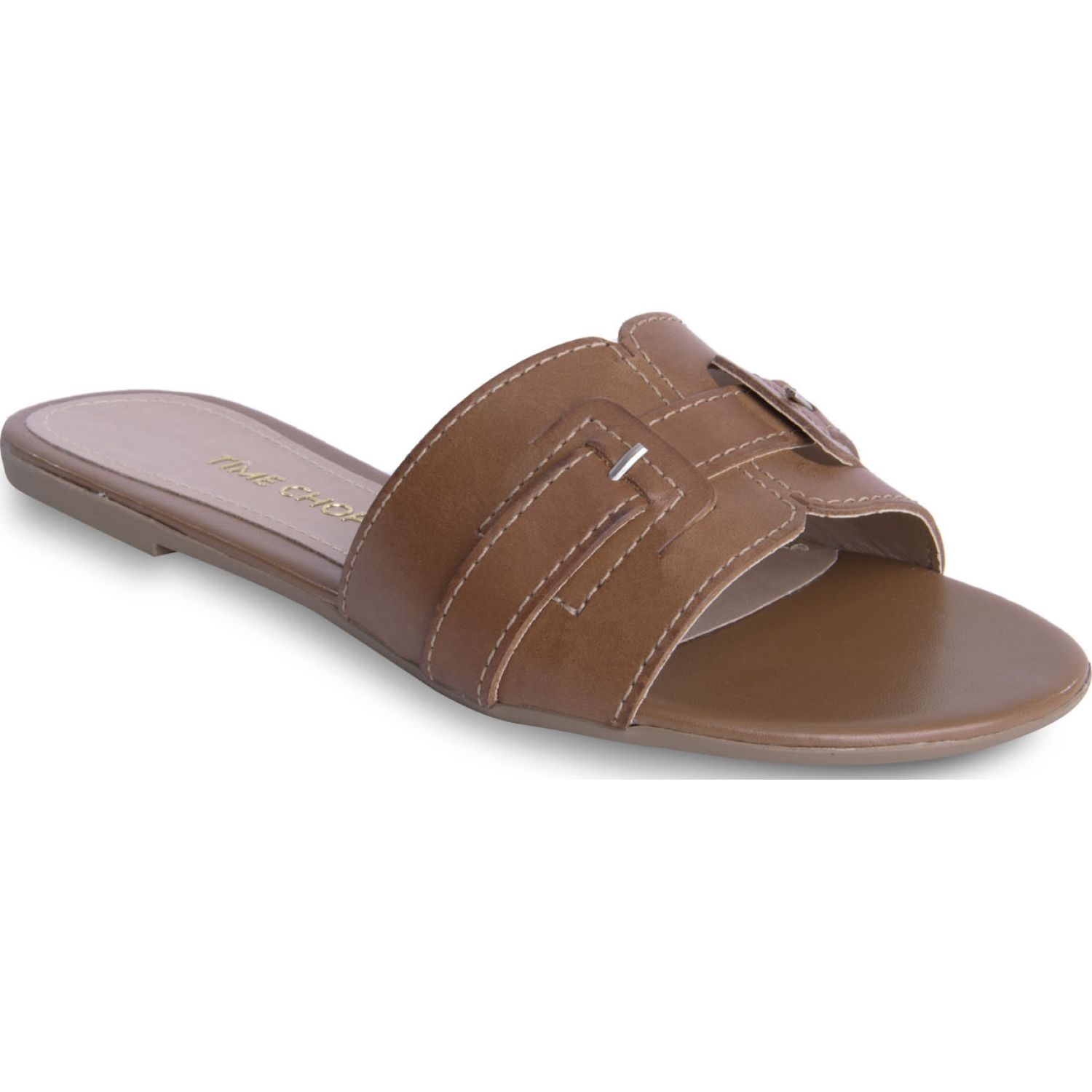TIME CHOPPER SANDALIA 1076215 TAN TAN Flats