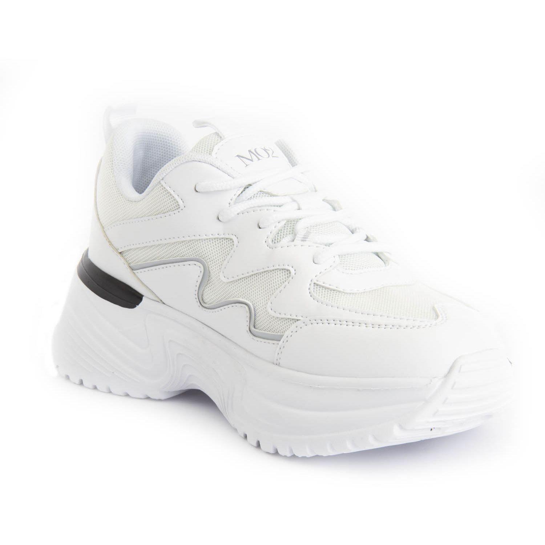 MODOS Zapatillas Ds9303 Blanco BLANCO Zapatillas Fashion
